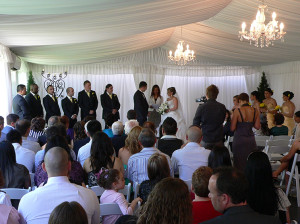 docklands wedding celebrant