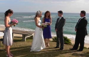 edithvale civil wedding celebrant