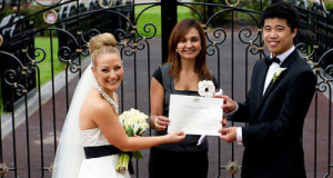 flemington civil wedding celebrant
