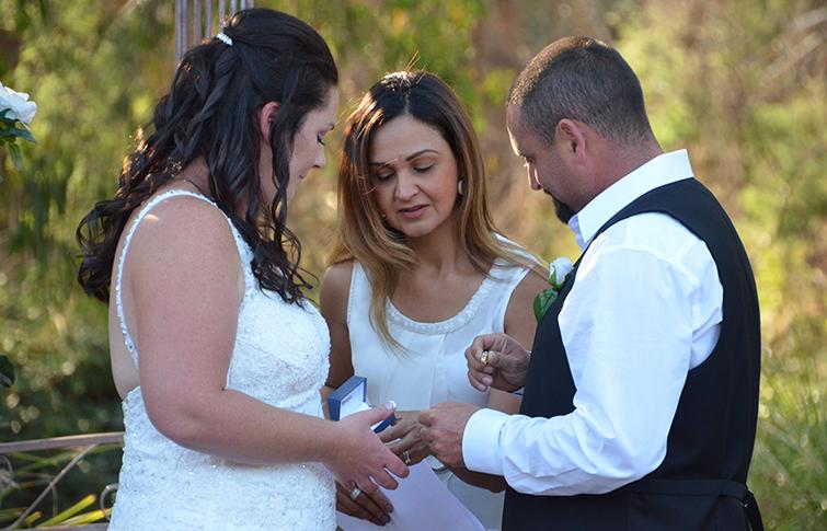 ringwood wedding celebrant