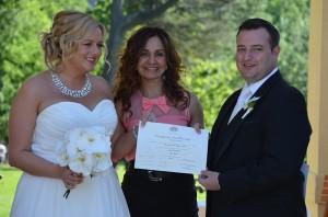 carnegie marriage celebrant