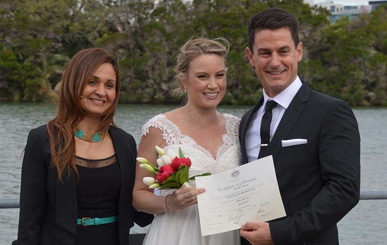 ivanhoe marriage celebrant
