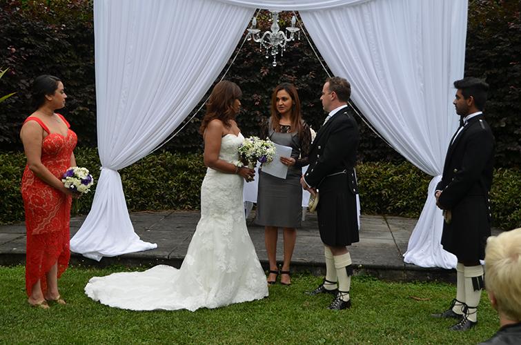 badger creek civil marriage celebrant