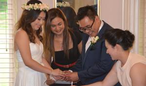 taylors hill wedding celebrant