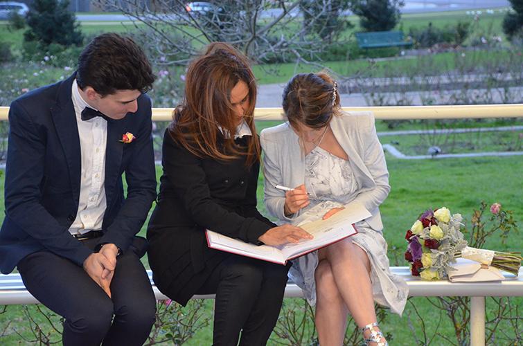 marriage registry celebrant melbourne