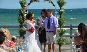 black rock wedding celebrant