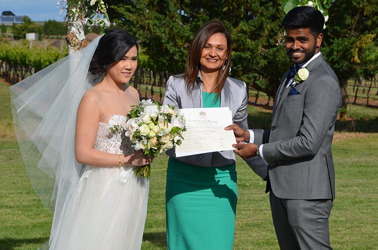 melbourne civil wedding celebrant