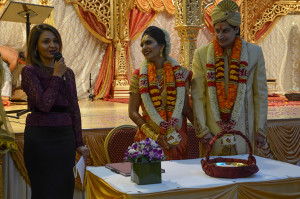 indian hindu wedding celebrant