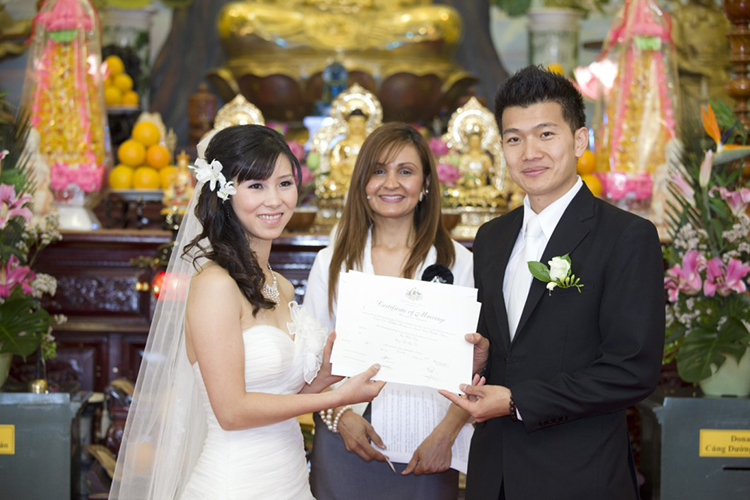 box hill civil wedding celebrant