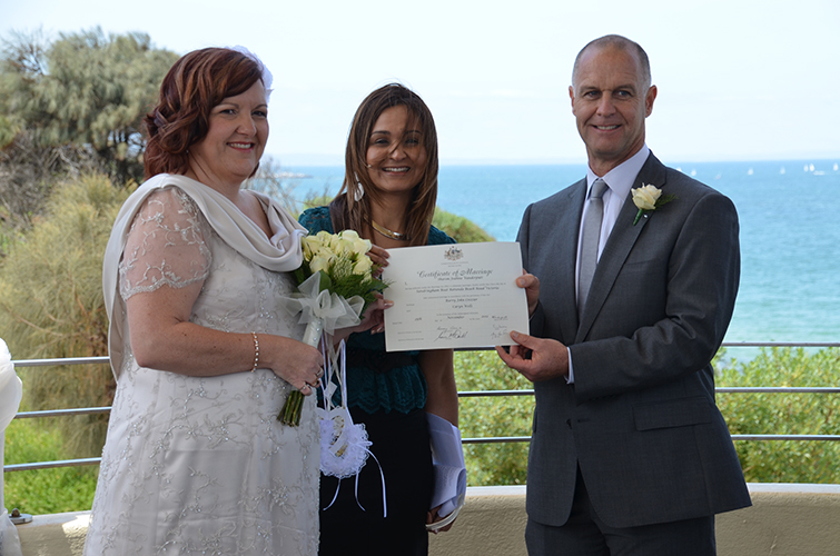 brighton civil marriage celebrant