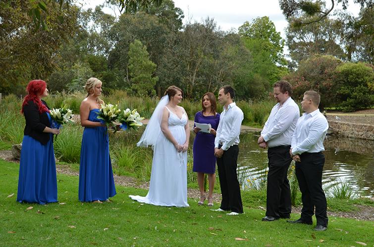 frankston civil marriage celebrant