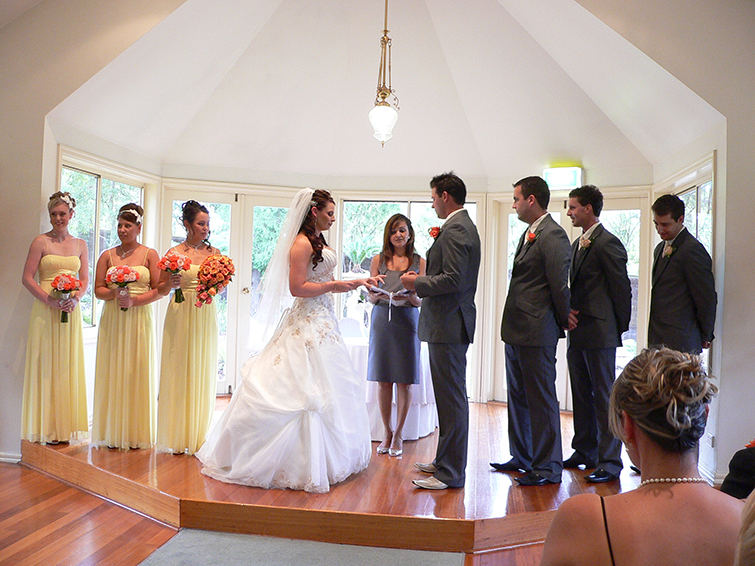 lyndhurst civil marriage celebrant