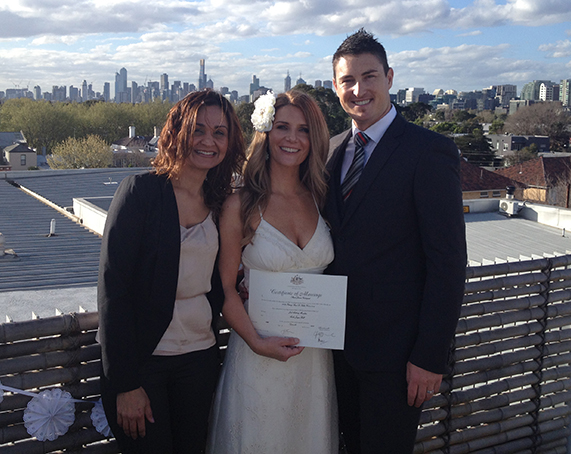 south melbourne civil marriage celebrant