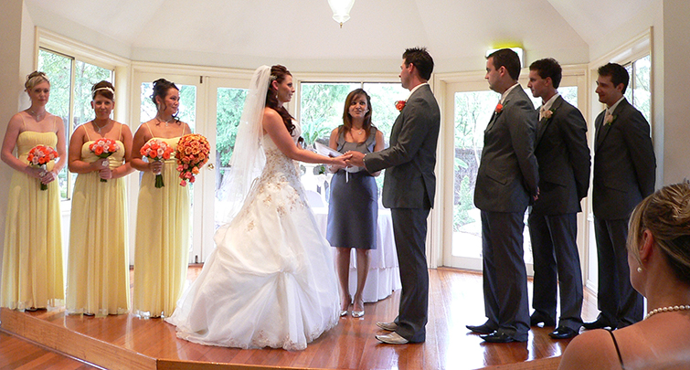 bundoora wedding celebrant