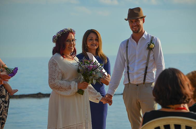 mount eliza wedding celebrant