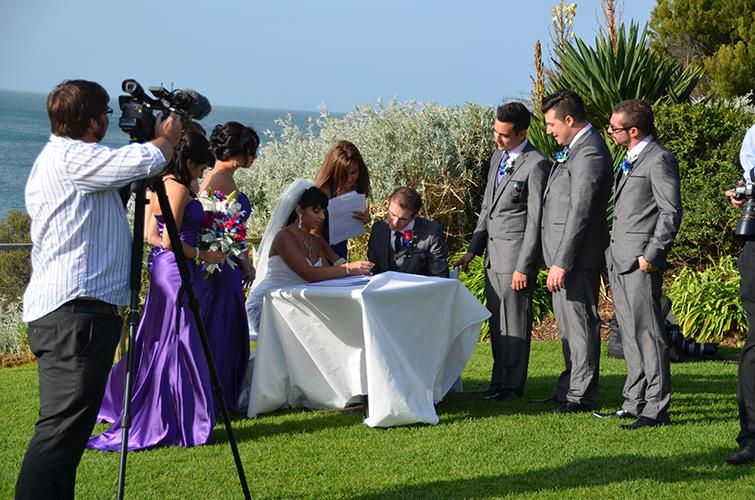 mt eliza wedding celebrant