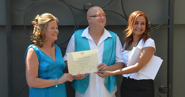 sharon melbourne civil celebrant keysborough