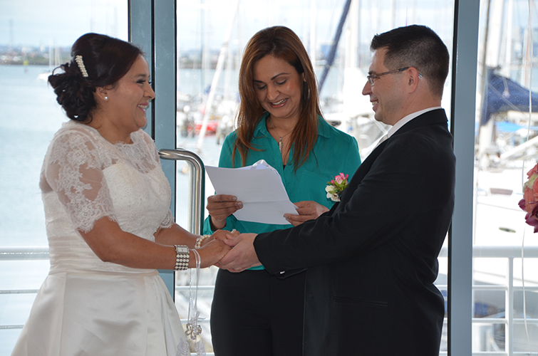albert park wedding celebrant