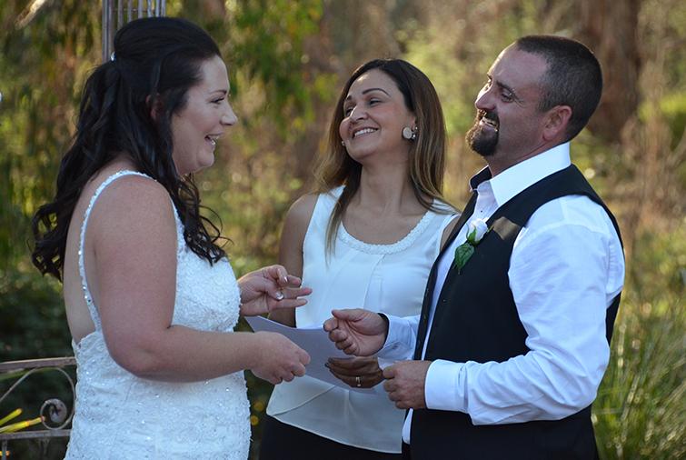 richmond marriage celebrant