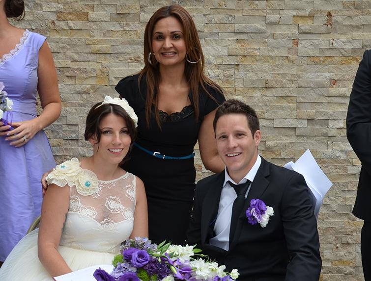easy wedding celebrant