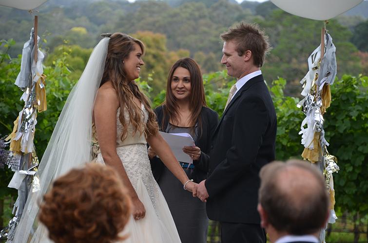 kallista wedding celebrant
