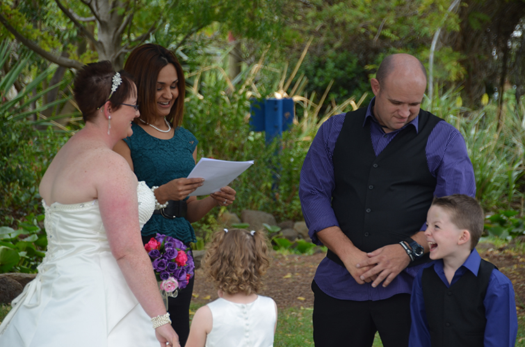 templestowe civil wedding celebrant