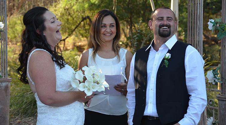 rosanna marriage celebrant