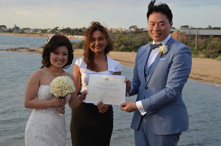 vietnamese melbourne marriage celebrant