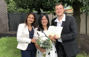 wedding ceremonies at home melbourne