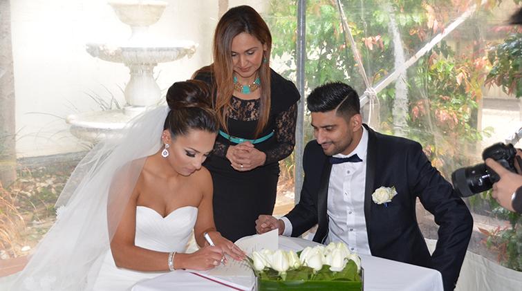 chadstone wedding celebrant