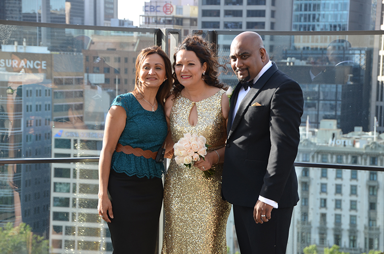 melbourne cbd wedding celebrant