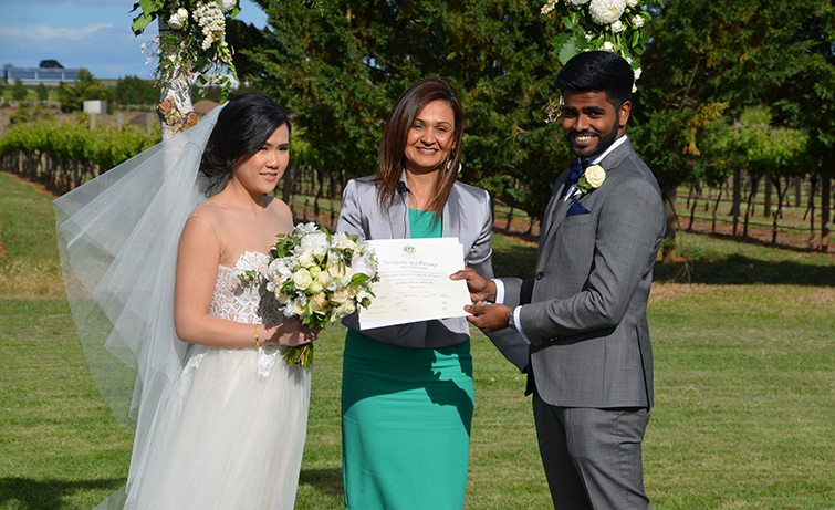 modern meaningful weddings melbourne celebrant