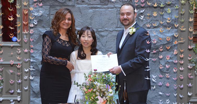 multicultural wedding celebrant melbourne