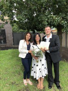 melbourne celebrant elopements