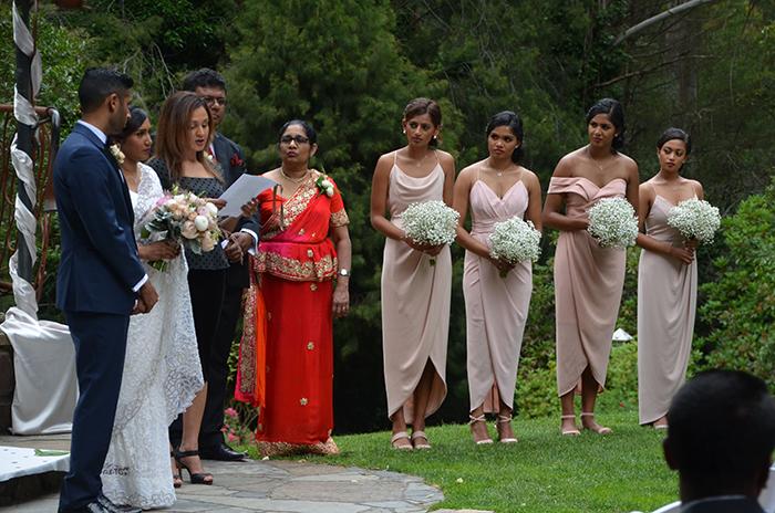 fiance visa application wedding celebrant service
